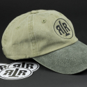 RIR Ballcap & 3 Stickers — combo price