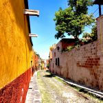 Running Iron on the Road, San Miguel de Allende, Mexico